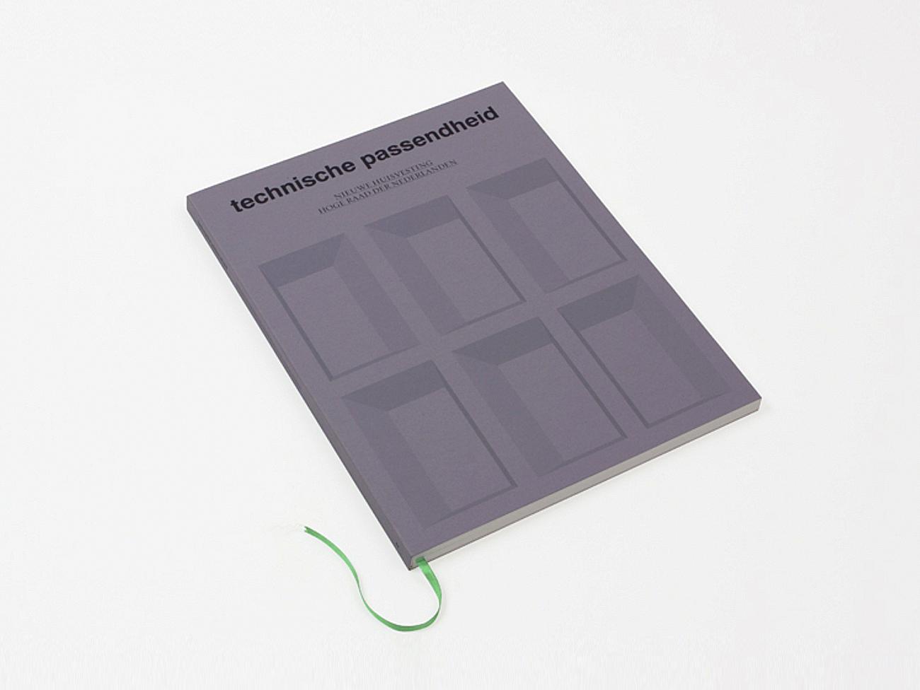 Ruimte voor de hoge raad, Bidbook, Studio Enkelvoud