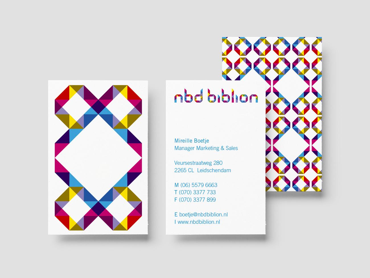 NBD Biblion, Studio Enkelvoud