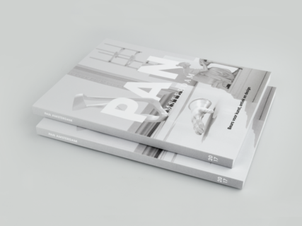 PAN Amsterdam, 2017, Catalogus, Magazine, Grafisch ontwerp, Graphic design, Magazine, Catalogus, Koen Hauser, Campagnebeeld, Grijs, Wit, Objecten, Fotografie, Photography, Residence