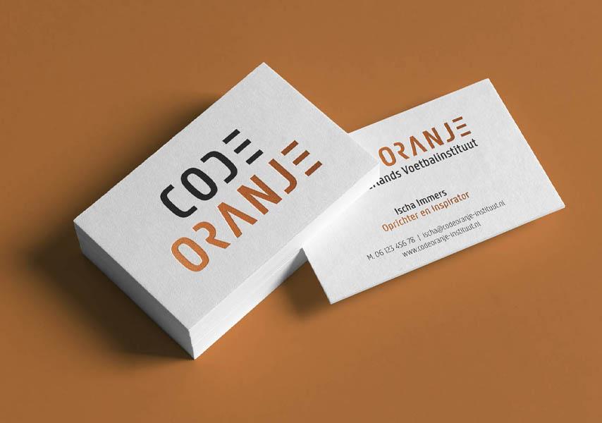 code oranje, code, embleem, oranje, voetbal, logo, identiteit, huisstijl, ontwerp, grafisch, grafisch ontwerp, graphic design, identity, footbal, nederland