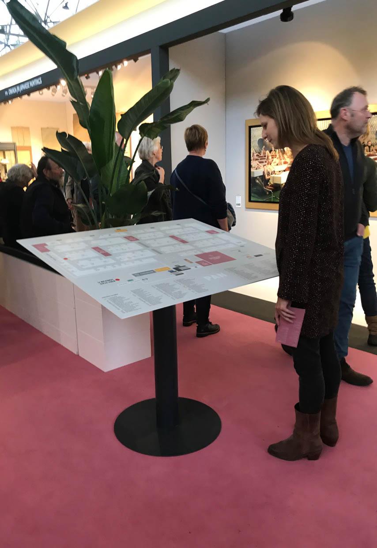 PAN Amsterdam, Amsterdam, 2018, beurs, kunst, art, fair, antiek, design, grafisch, ontwerp, grafisch ontwerp, graphic design, campagne, erwin olaf, fotografie, folder, pan podium, podium, flyer, editoriaal, erwin olaf
