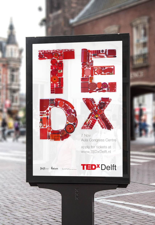 TEDx Delft, Studio Enkelvoud