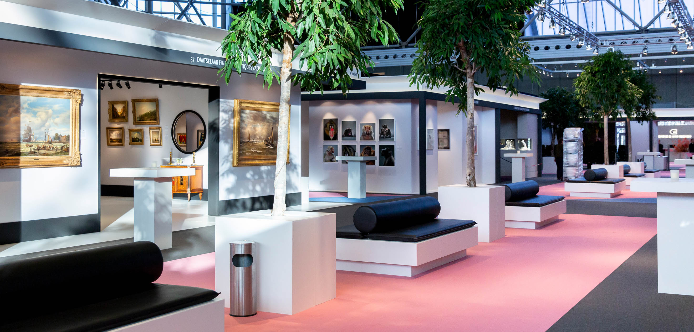 PAN Amsterdam, Amsterdam, 2018, beurs, kunst, art, fair, antiek, design, grafisch, ontwerp, grafisch ontwerp, graphic design, campagne, erwin olaf, fotografie